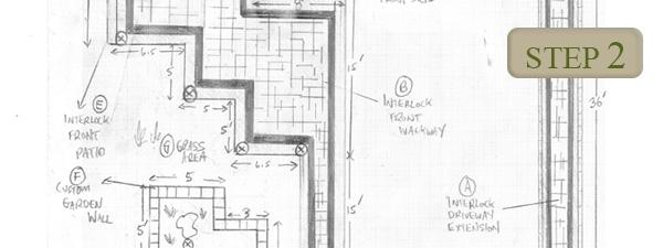 Step 2 - Landscape Design Proposal